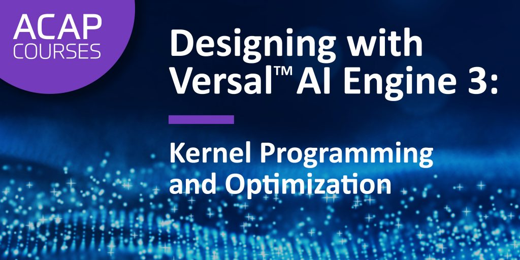 Versal AI Engine 3