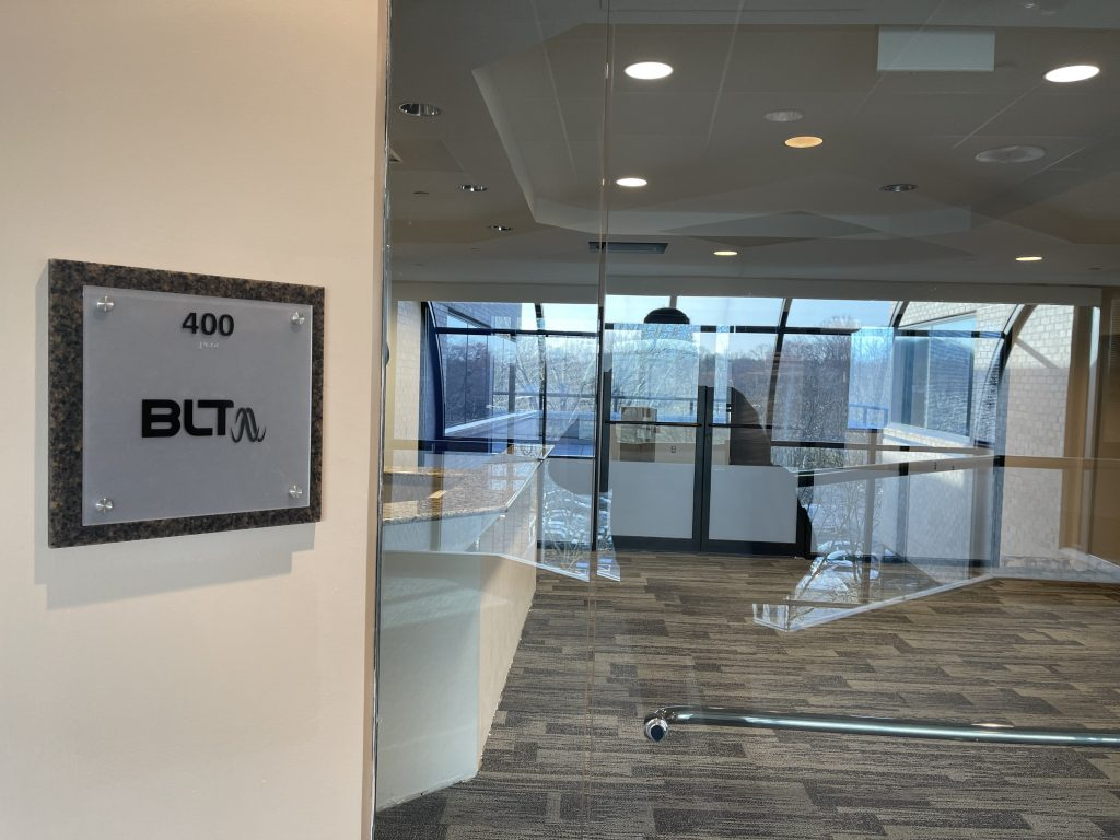 BLT Training Center Construction